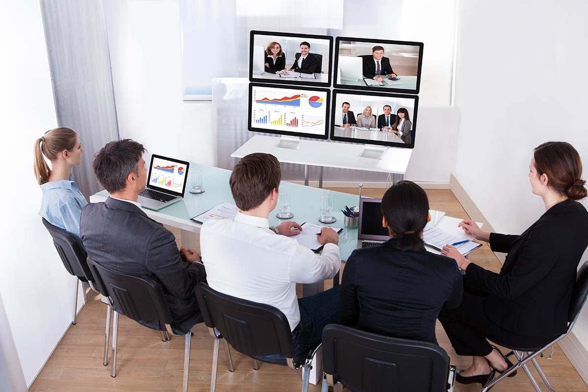 Video Conferencing in the News